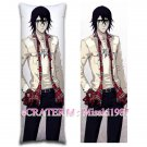 Bleach Dakimakura Ulquiorra Cifer Anime Hugging Body Pillow Case Cover