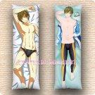 Free Dakimakura Makoto Tachibana Anime Hugging Body Pillow Case Cover