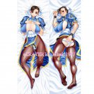 Street Fighter Dakimakura Chun-Li Anime Hugging Body Pillow Case Cover 03