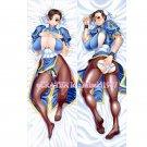 Street Fighter Dakimakura Chun-Li Anime Hugging Body Pillow Case Cover 03