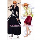 Bleach Dakimakura Ichigo Kurosaki Anime Hugging Body Pillow Case Cover