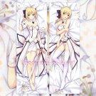 Fate Stay Night Fate Zero Dakimakura Saber Anime Hugging Body Pillow Case Cover 02