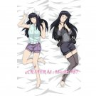 Naruto Dakimakura Hinata Hyuga Anime Girl Hugging Body Pillow Case Cover