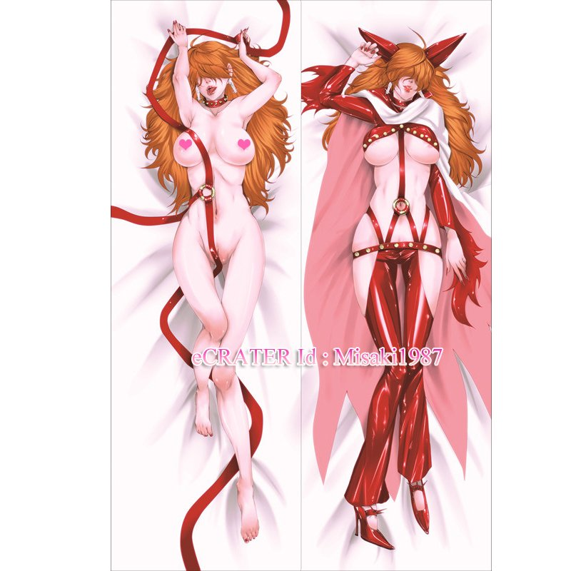 One Piece Dakimakura Sadi Chan Anime Hugging Body Pillow Case Cover