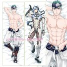 Overwatch OW Dakimakura Genji Anime Hugging Body Pillow Case Cover