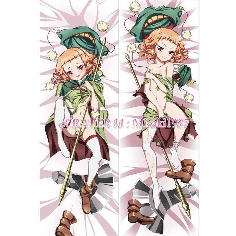 Kuroinu Dakimakura Ruu Ruu Luu Luu Anime Girl Hugging Body Pillow Cases Cover