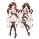 Kantai Collection KanColle Dakimakura Kongou Anime Girl Hugging Body Pillow Case Cover