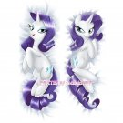 My Little Pony Dakimakura Rarity Anime Hugging Body Pillow Case Cover