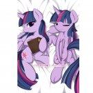 My Little Pony Dakimakura Twilight Sparkle Anime Hugging Body Pillow Case Cover