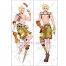 Overwatch OW Dakimakura JunkRat Anime Hugging Body Pillow Case Cover