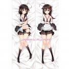 Kantai Collection KanColle Dakimakura Shigure Anime Girl Hugging Body Pillow Case Cover