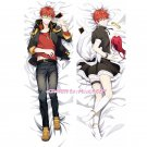 Mystic Messenger Dakimakura 707 Luciel Choi Anime Hugging Body Pillow Case Cover 03