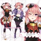 Fate/Apocrypha Dakimakura Astolfo Anime Girl Hugging Body Pillow Case Cover