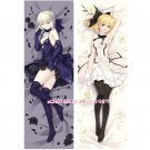 Fate Stay Night Fate Zero Dakimakura Saber Anime Girl Hugging Body Pillow Case Cover