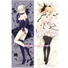 Fate Stay Night Fate Zero Dakimakura Saber Anime Girl Hugging Body Pillow Case Cover 02