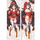 KonoSuba Dakimakura Megumin Anime Girl Hugging Body Pillow Case Cover 3