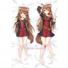 The Rising of the Shield Hero Dakimakura Raphtalia Anime Girl Hugging Body Pillow Cover Case