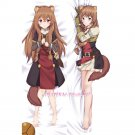 The Rising of the Shield Hero Dakimakura Raphtalia Anime Girl Hugging Body Pillow Cover Case 02