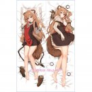 The Rising of the Shield Hero Raphtalia Anime Girl Dakimakura Hugging Body Pillow Case Cover