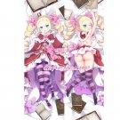 Re:Zero Dakimakura Beatrice Anime Girl Hugging Body Pillow Case Cover
