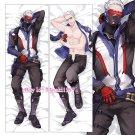 Overwatch Dakimakura Soldier 76 Anime Hugging Body Pillow Case Cover