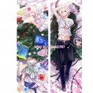 Danganronpa Dakimakura Nagito Komaeda Anime Hugging Body Pillow Cover Cases