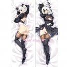 NieR Automata YoRHa Type No.2 2B Dakimakura Anime Hugging Body Pillow Case Cover