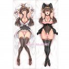 Kantai Collection KanColle Dakimakura Kongou Anime Girl Body Pillow Cover Cases