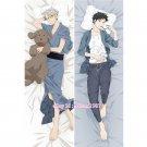 Yuri on Ice Victor Nikiforov Anime Male Boy Dakimakura Body Pillow Case Cover