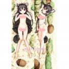 まいてつ ハチロク Maitetsu Hachiroku Anime Dakimakura Hugging Body Pillow Case Cover