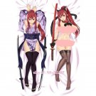 Fairy Tail Erza Scarlet Anime Girl Dakimakura Hugging Body Pillow Cover Case 2