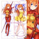 EVA Dakimakura Asuka Langley Soryu Anime Girl Hugging Body Pillow Case Cover