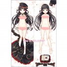 まいてつ Maitetsu Dakimakura Hachiroku Anime Girl Hugging Body Pillow Case Cover 02