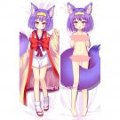 No Game No Life Hatsuse Izuna Anime Dakimakura Hugging Body Pillow Cover Case