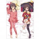 KonoSuba Dakimakura Megumin Anime Girl Hugging Body Pillows Cases Cover