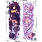 Nekopara Dakimakura Vanilla Chocola Anime Girl Hugging Body Pillow Covers Case