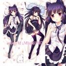 Oreimo Dakimakura Ruri Gokou Kuroneko Anime Girl Hugging Body Pillow Case Cover