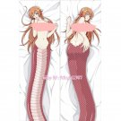 Monster Musume Miia Anime Girl Dakimakura Hugging Body Pillow Cover Case