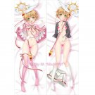 Cardcaptor Sakura Kinomoto Anime Dakimakura Hugging Body Pillow Case Cover 02