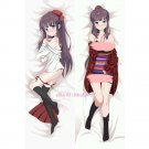New Game Hifumi Takimoto Anime Girl Dakimakura Hugging Body Pillow Case Cover