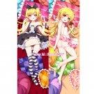 Bakemonogatari Dakimakura Shinobu Oshino Anime Hugging Body Pillow Case Cover 02