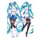 Vocaloid Dakimakura Snow Hatsune Miku Anime Girl Hugging Body Pillow Case 02