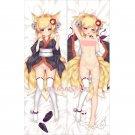 Millennium War Aigis Dakimakura Inari Anime Girl Hugging Body Pillow Case Cover