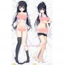 Riddle Joker Dakimakura Hazuki Nijouin Anime Girl Hugging Body Pillow Case Cover