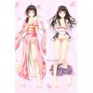 Noragami Dakimakura Hiyori Iki Anime Girl Hugging Body Pillow Case Cover