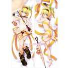 Tales of Zestiria Dakimakura Edna Anime Girl Hugging Body Pillow Case Cover
