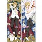 Natsume's Book of Friends Dakimakura Takashi Anime Boys Hugging Body Pillow Case