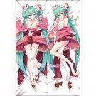 Vocaloid Dakimakura Hatsune Miku 初音ミクAnime Girl Hugging Body Pillow Case Cover