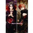 Naruto Dakimakura Itachi Uchiha Sasori Anime Male Hugging Body Pillow Case Cover