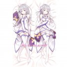 Re:Zero Dakimakura Emilia Anime Hugging Body Pillow Cases Cover